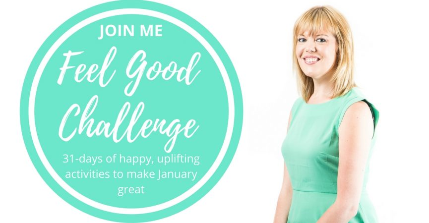 Feel Good Challenge – make January a great month