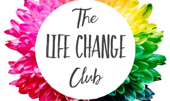 Taking questions on The Life Change Club