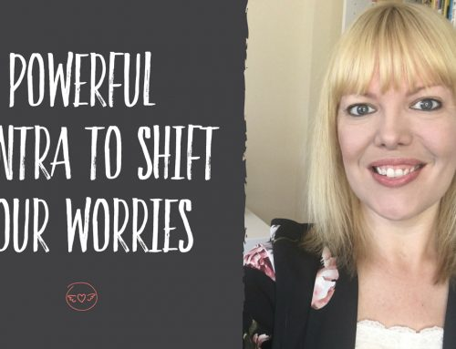 Powerful mantra to shift your worries