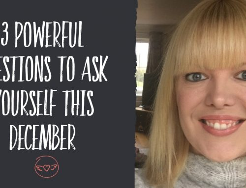 3 Powerful Questions To Ask Yourself This December